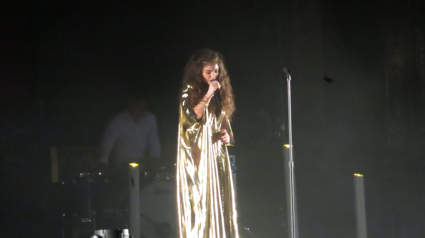 Lorde in Chicago
