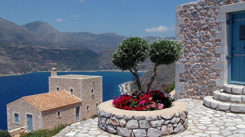 Beautiful Mani, in Peloponnese