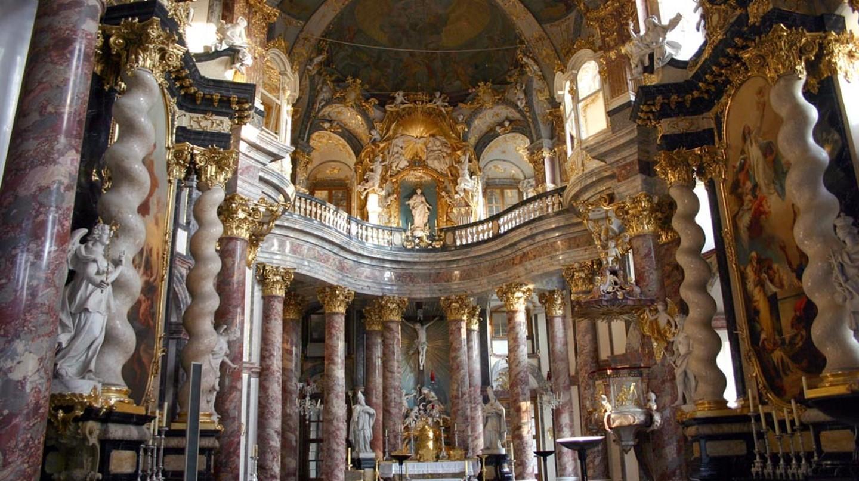 Hofkirche Wuerzburg | © Christian Horvat / WikiCommons