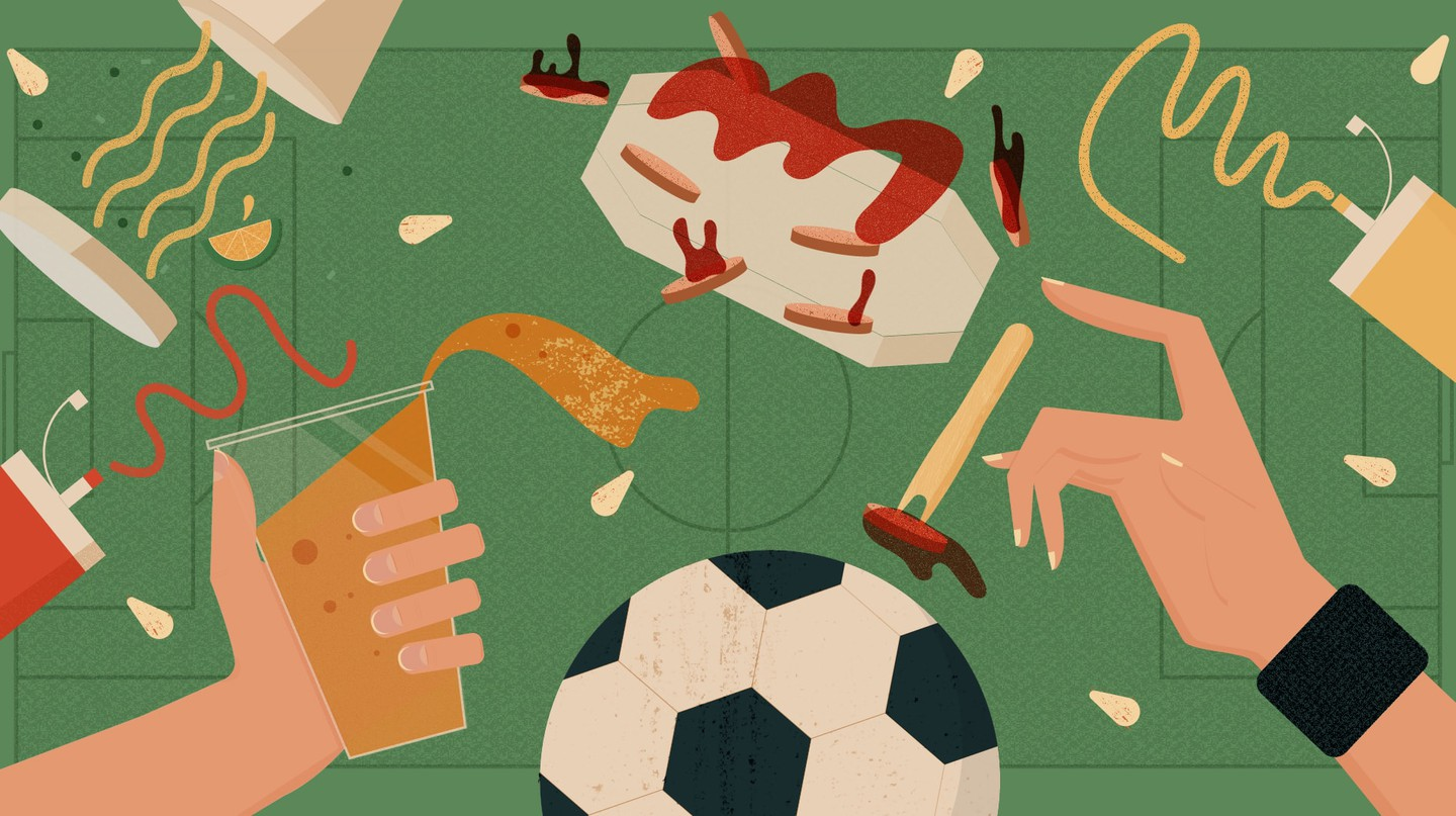 A Guide to Football Stadium Snacks From Around the World That Go Beyond the Burger