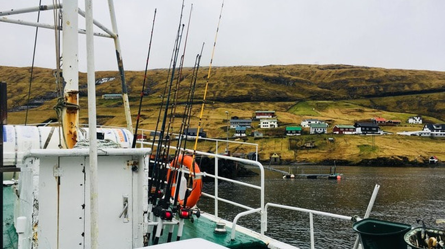 Fishing with Blástein in the Faroe Islands | © Jade Cuttle / Culture Trip
