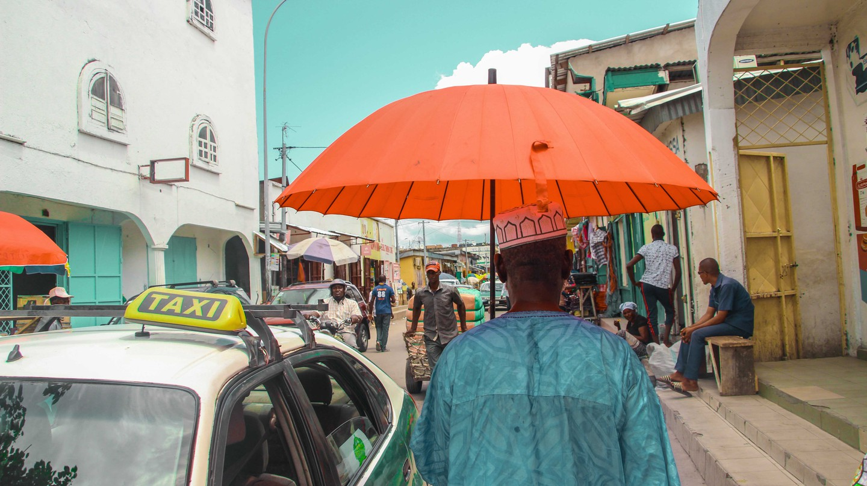 Brazzaville city
