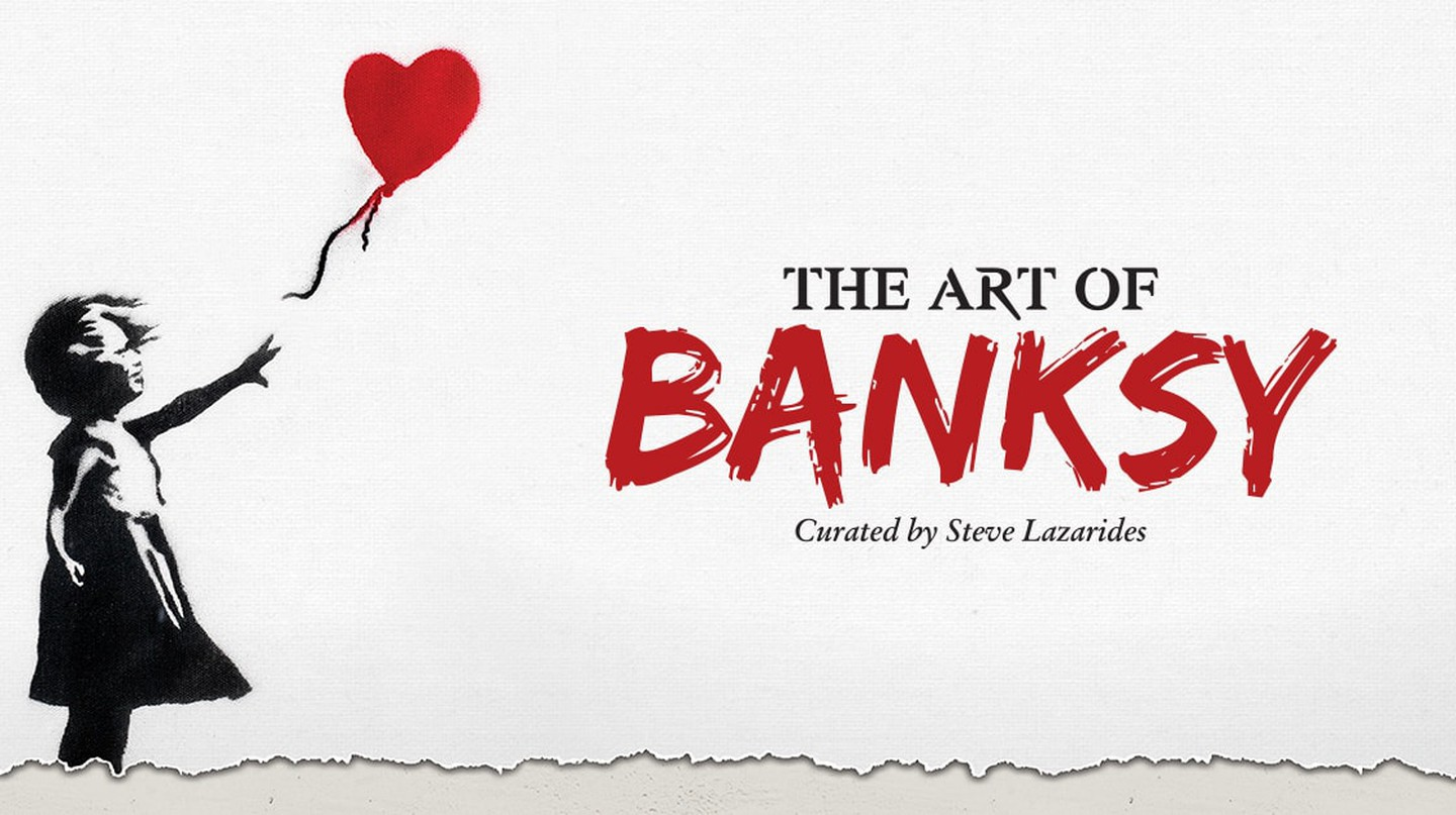 Banksy's largest collection of works comes to Toronto