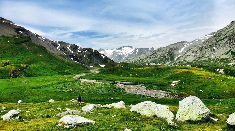 The Greina Plateau