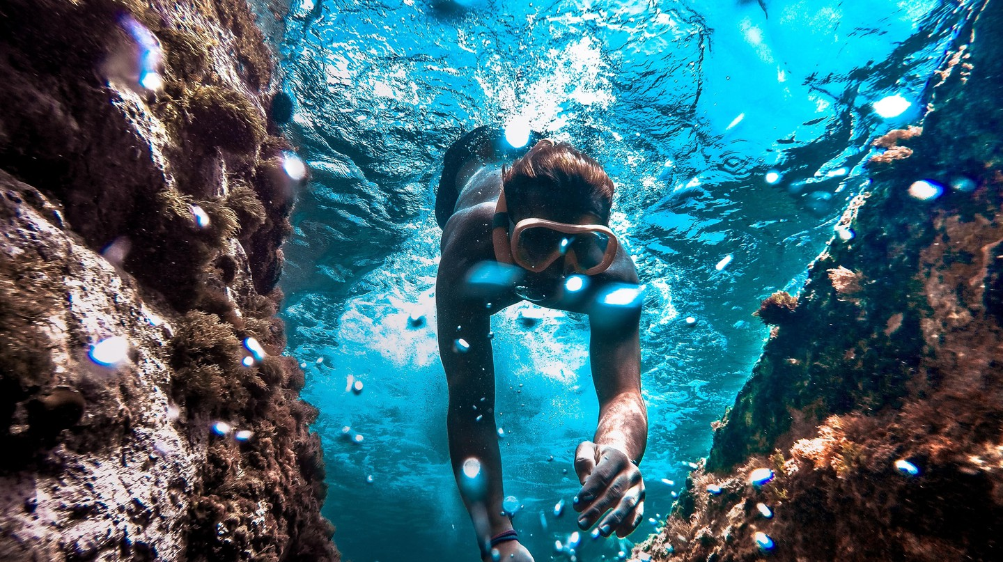 There are options for snorkelling in San Carlos too