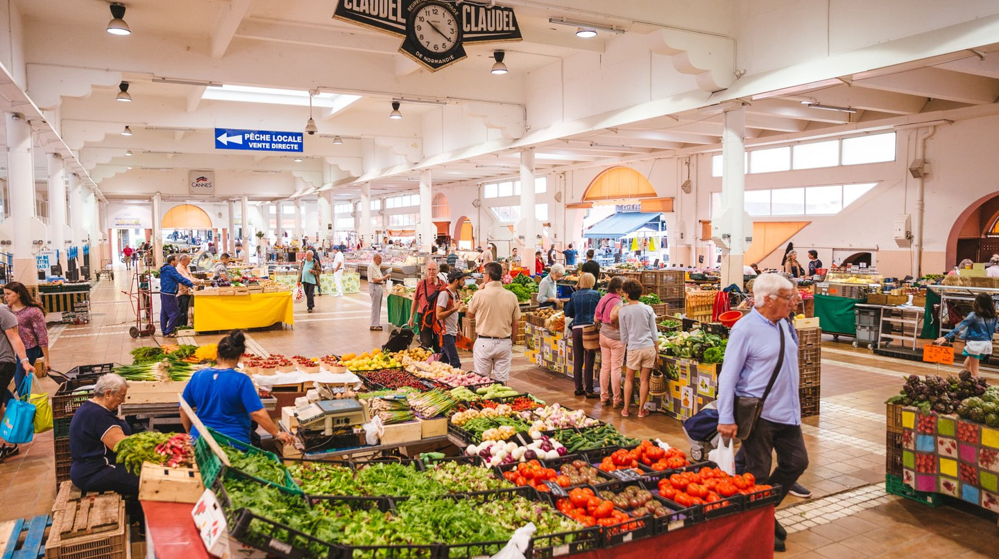The Ultimate Guide to Marché Forville, Cannes