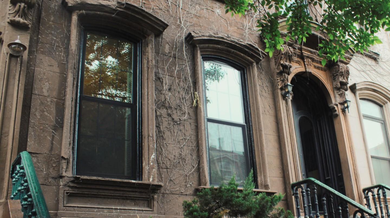 Langston Hughes' Home