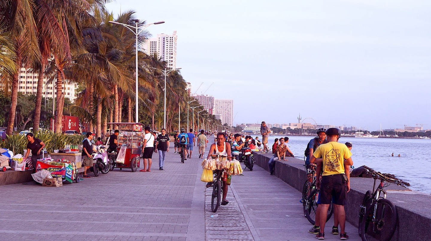 Which mode of transport you take in Manila is up to you