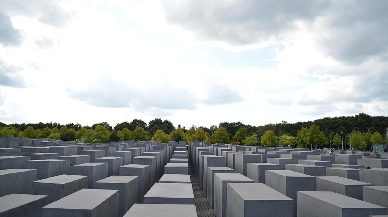 Holocaust Memorial in Berlin   © Meli1670 / Pixabay