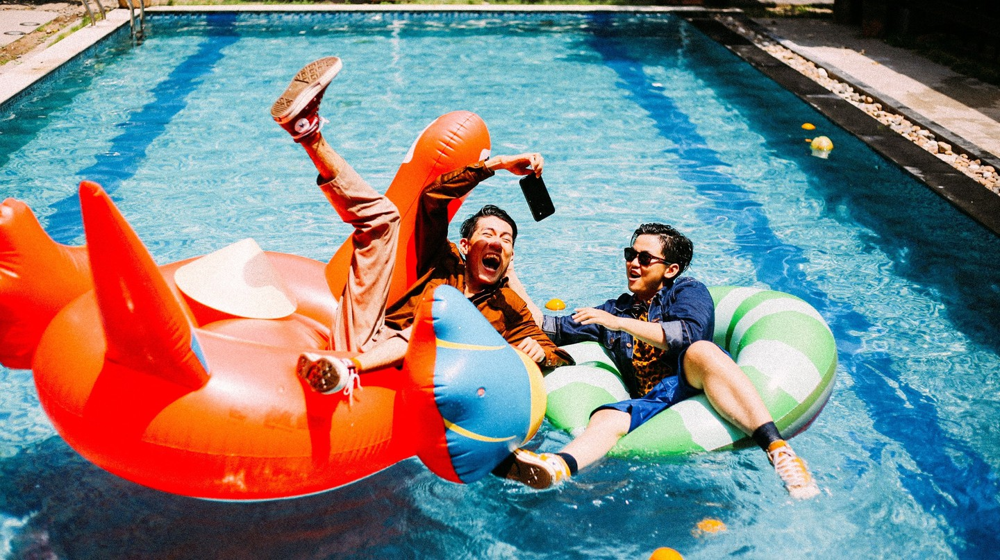 Make a splash this summer in Seoul | © Neko Tai / Unsplash