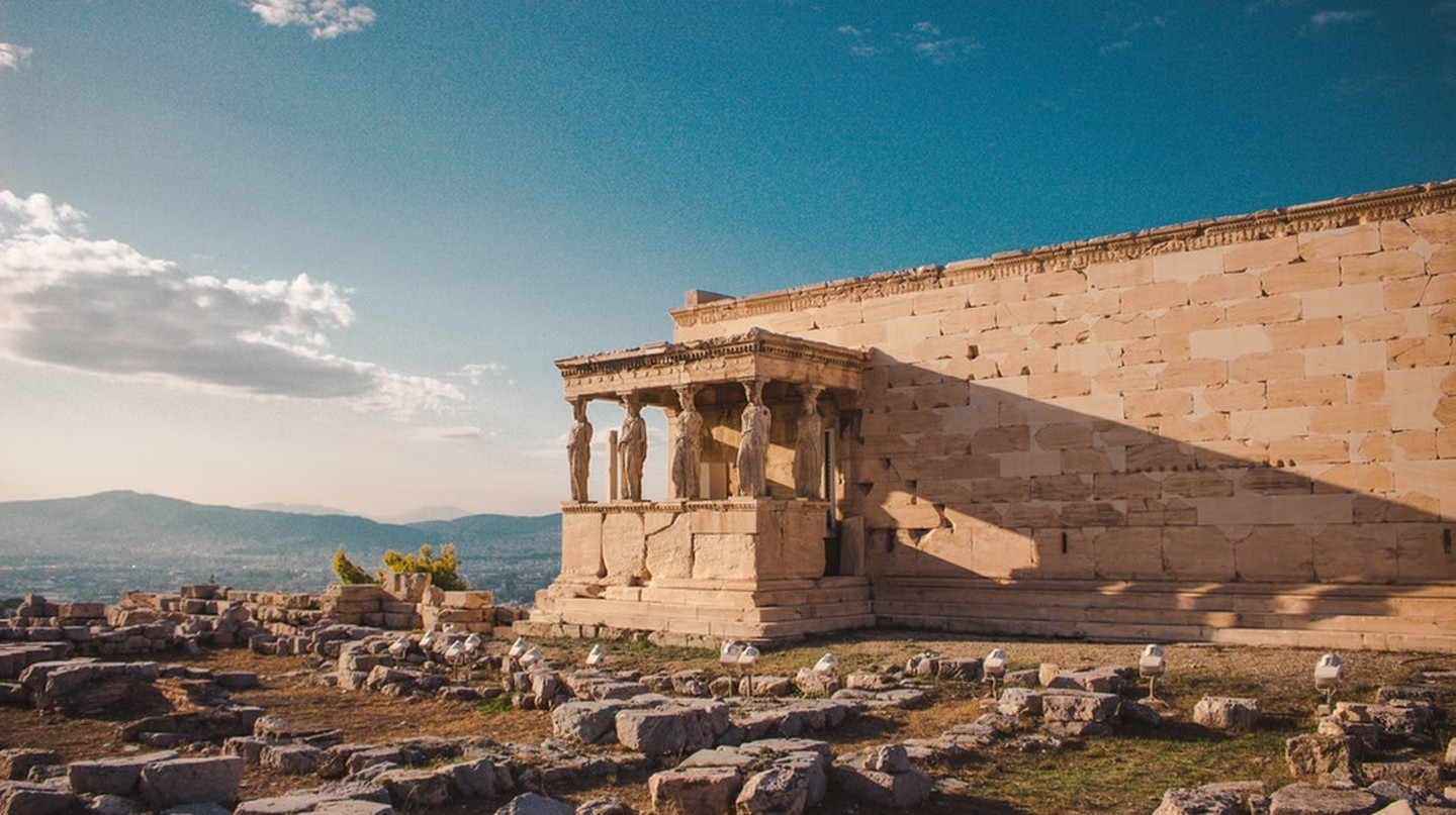 Ancient sites to visit in Athens