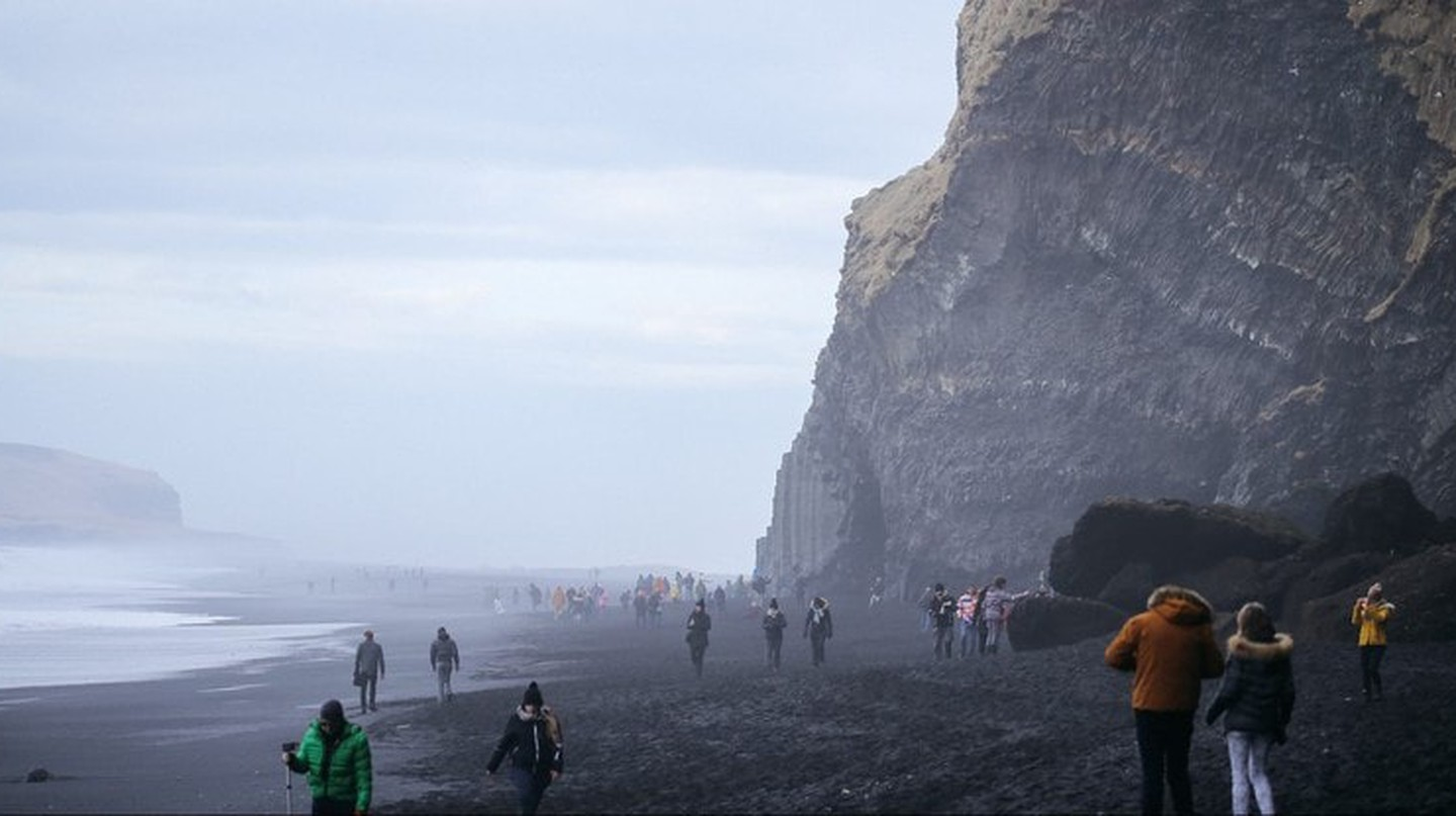 Iceland's World-Famous Reynisfara Beach Should Be on Your Bucket List, Here's Why