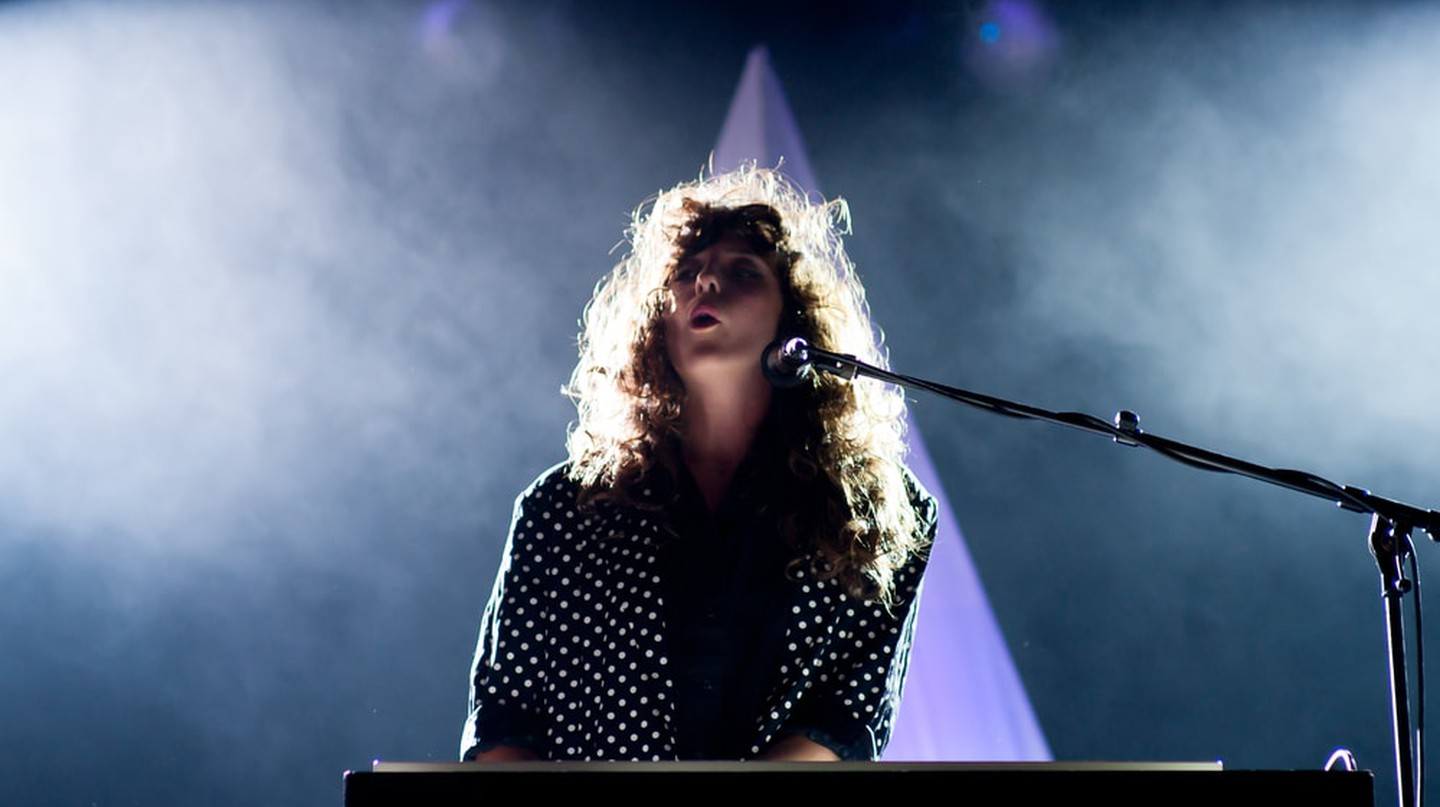 Beach House vocalist Victoria Legrand