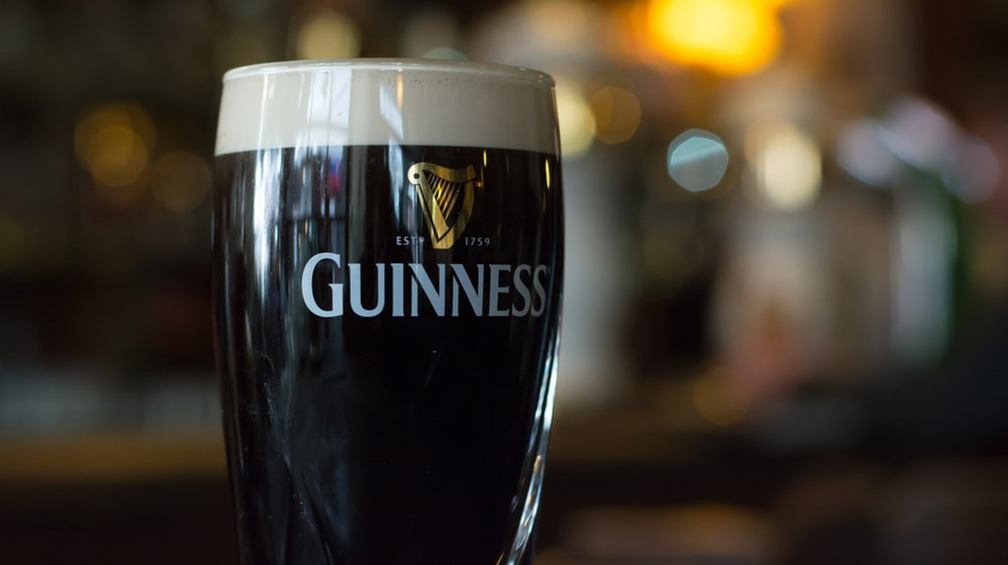 Grab a fresh pint of Guinness at this Irish pub in Ipoh