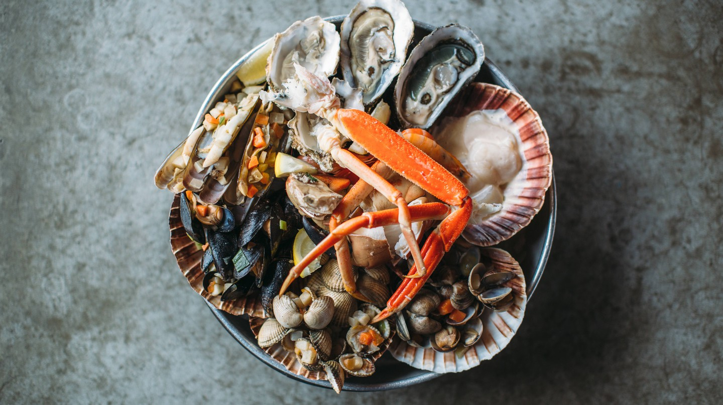 The Best Restaurants For Fresh Seafood in Amsterdam
