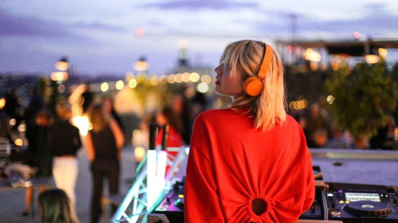 Stockholm Under Stjärnorna brings park life and clubbing together in central Stockholm