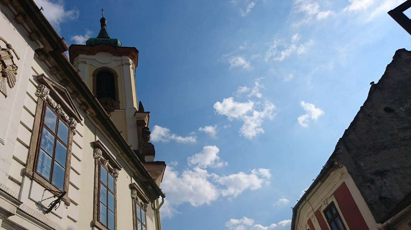 The central church in Szentendre