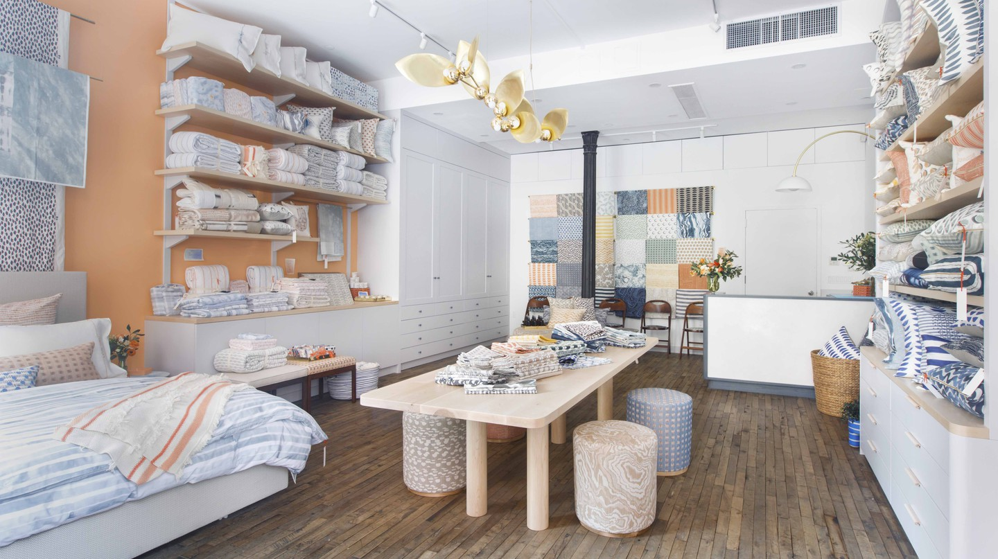 Rebecca Atwood Designs flagship store in NYC