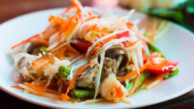 A Thai dish