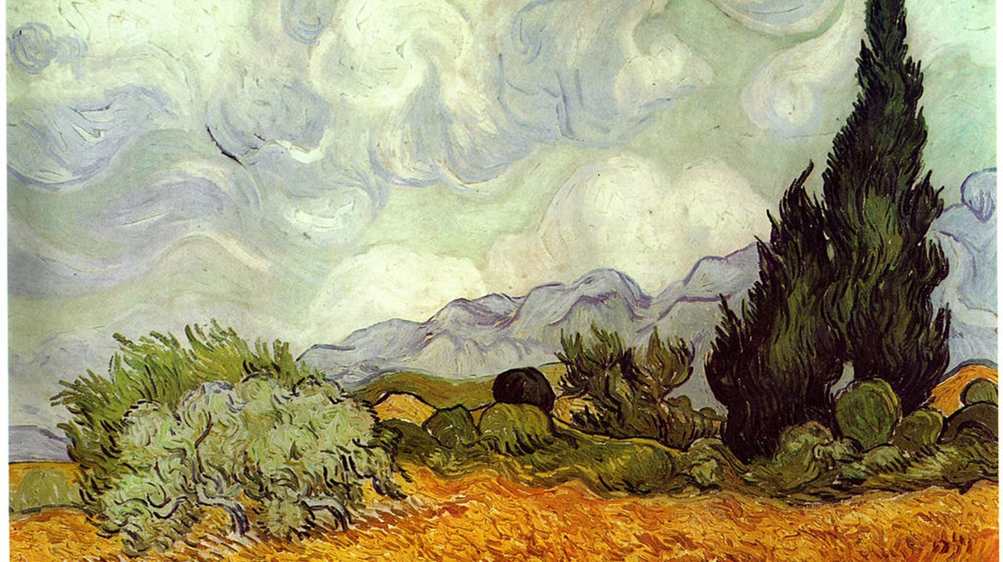 A painting by Van Gogh | © Wikimedia Commons