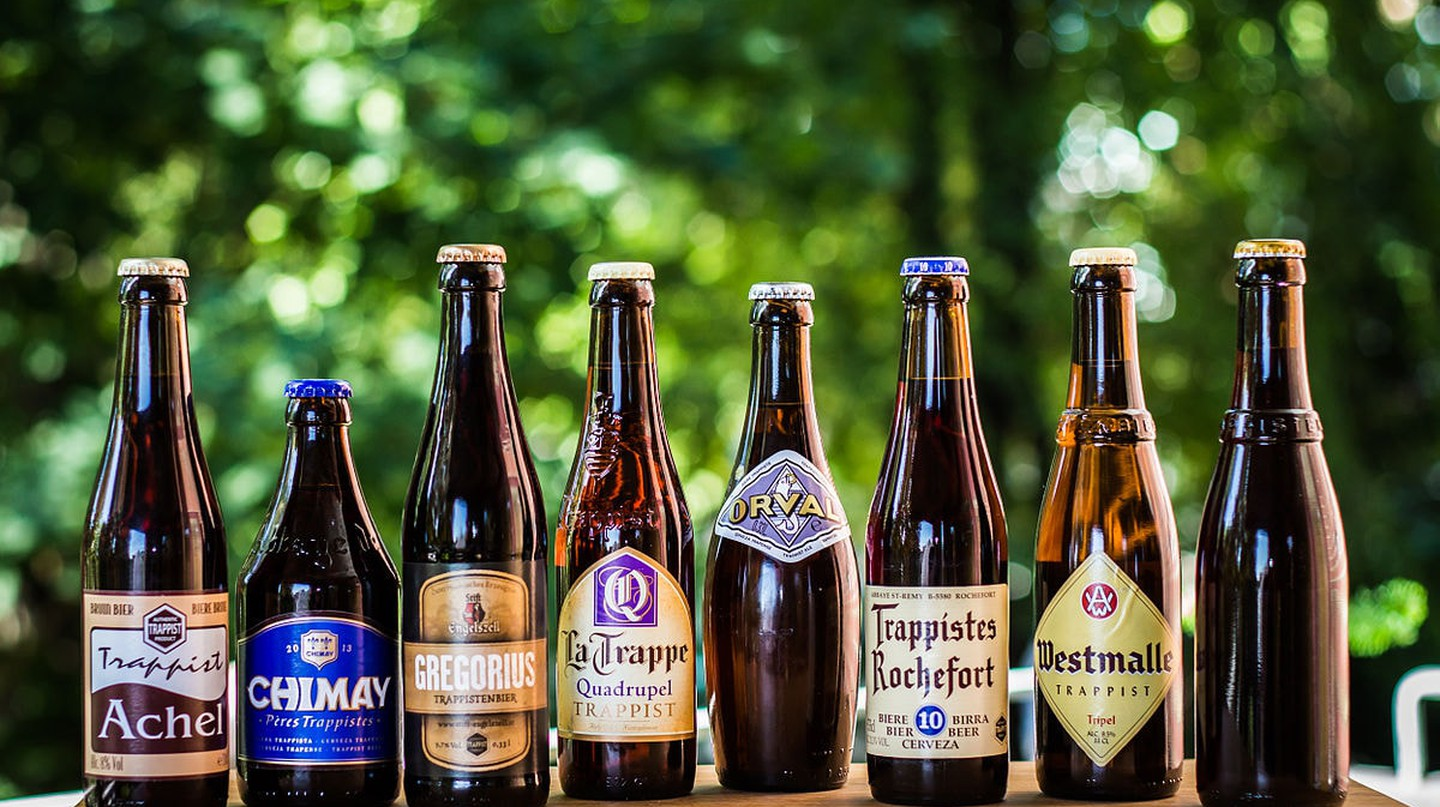 Trappist beer, brewed by Trappist monasteries in Europe, are available right here in Chicago.