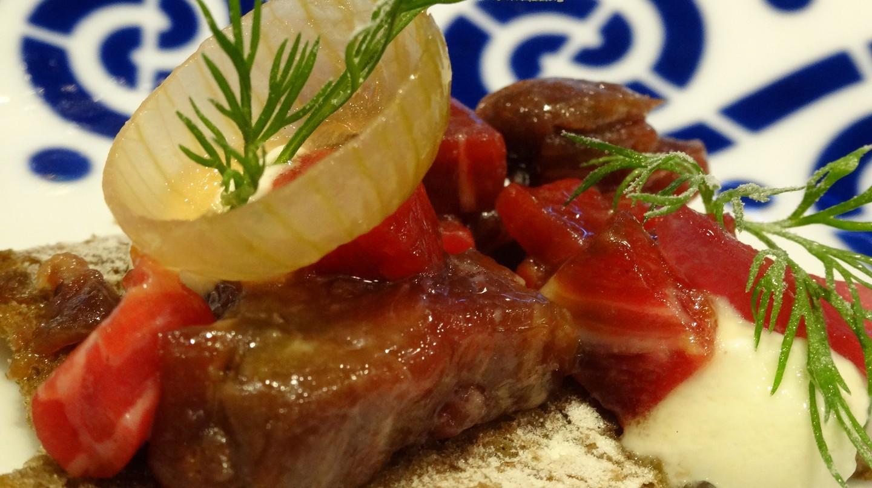 Spanish-style meat dish
