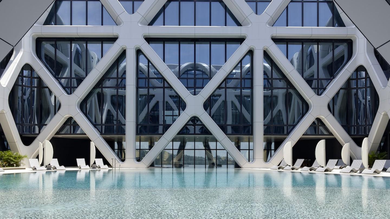 'Insane' New Resort Morpheus Opens in Macau, Designed by Zaha Hadid