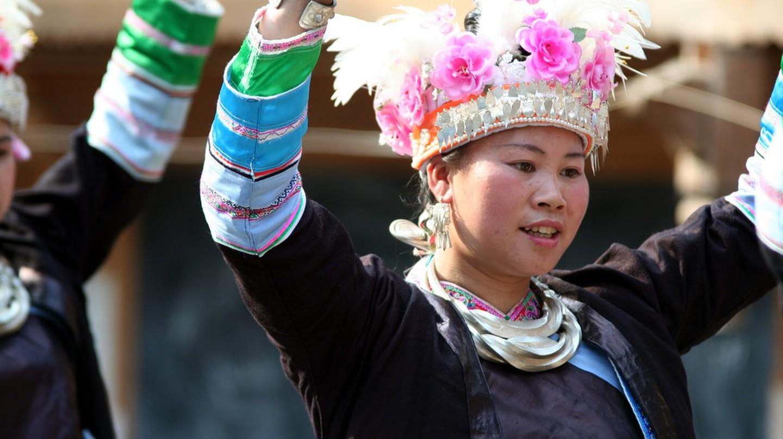Guangxi ethnic minority