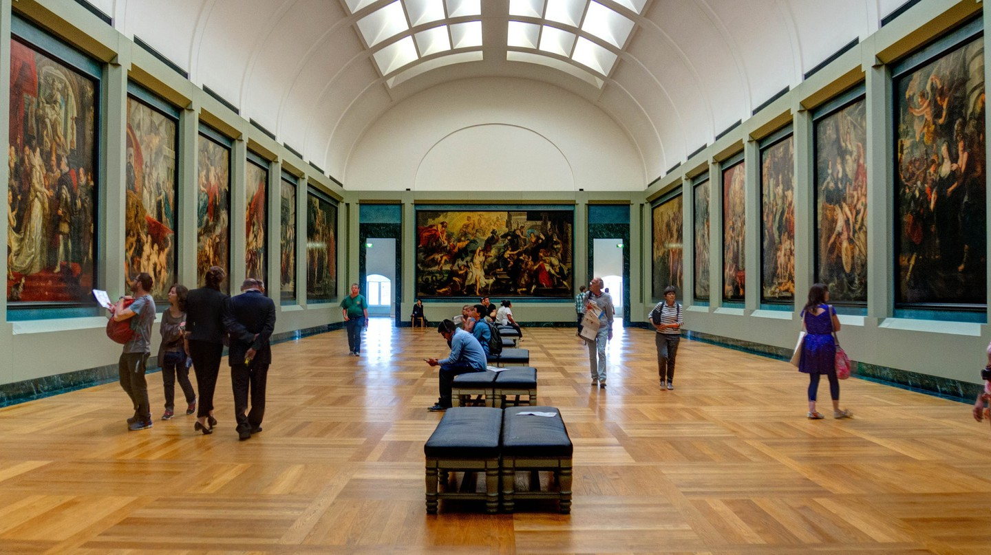 Rubens paintings, Galerie Médicis, the Louvre