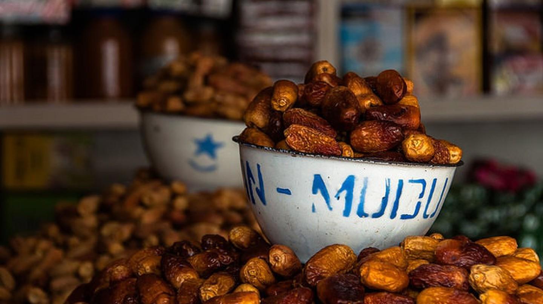 Local Market Food Stuff