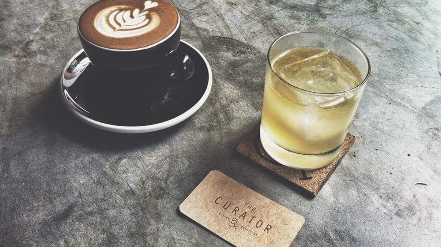 Coffee and cocktails can be one and the same. | © The Curator