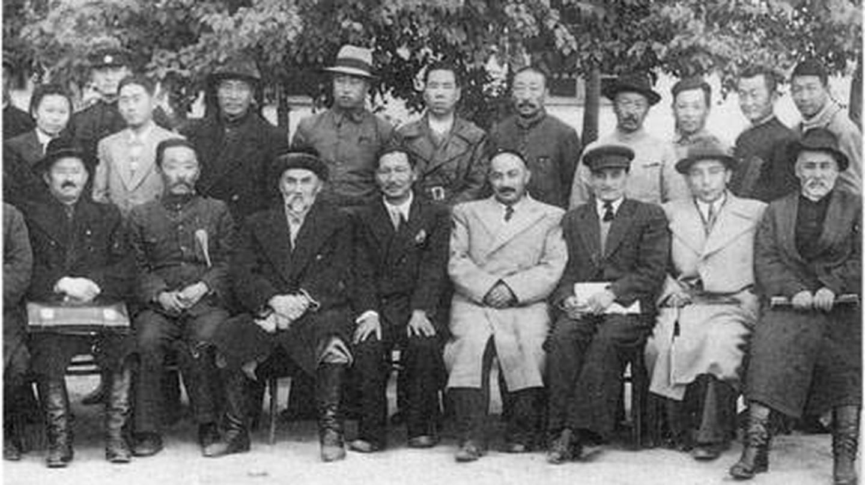 1947 Sibe-Daur Congress