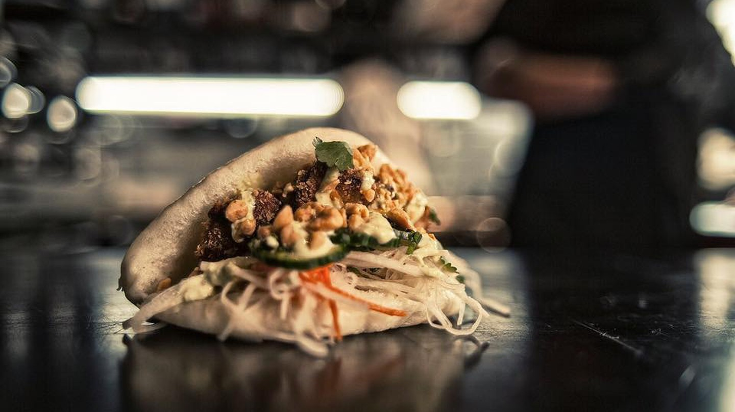 Bao buns are among the newest food staples invading the Athenian food scene
