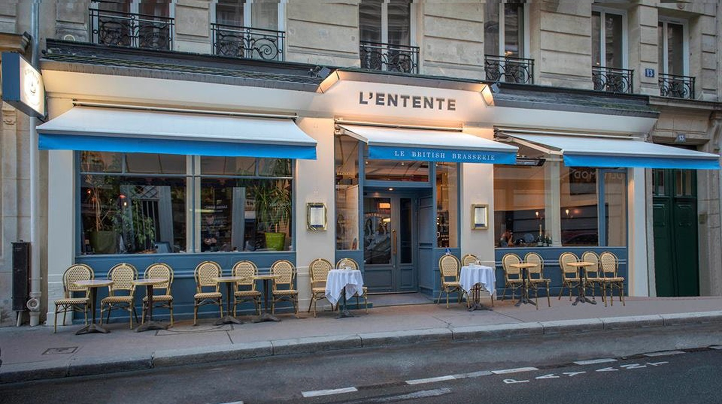 L'Entente, Le British Brasserie | © L'Entente, Le British Brasserie