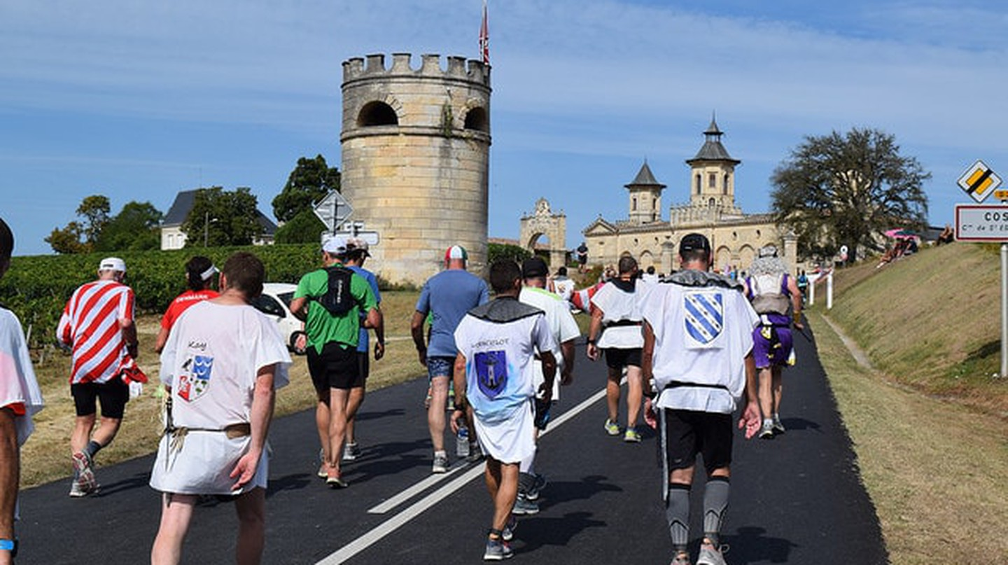 The Marathon du Médoc is the tastiest marathon in the world | © S B / Flickr