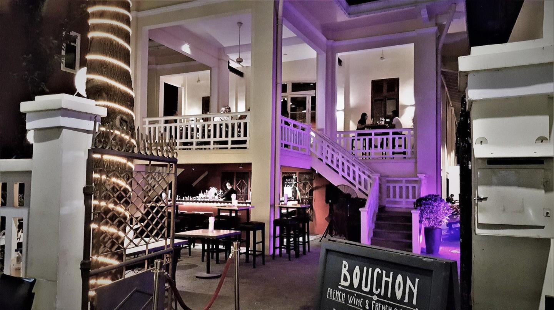 Le Bouchon Wine Bar, Phnom Penh