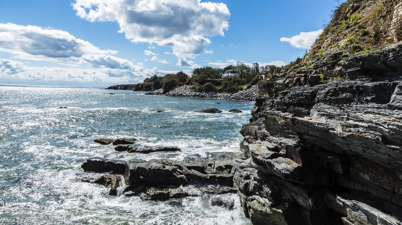 A Cliff Walk vista