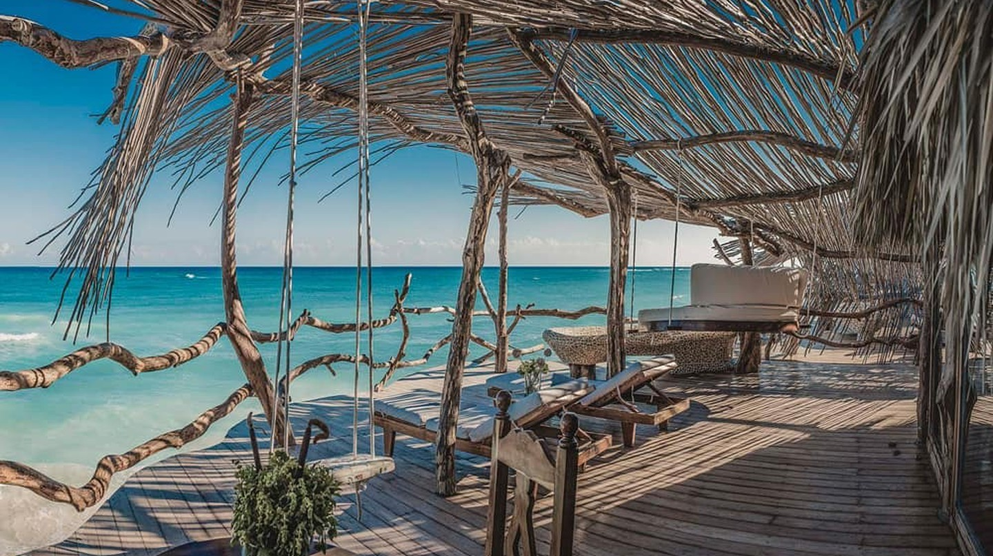 Tulum's Azulik Resort Is the Ultimate Place to Unwind