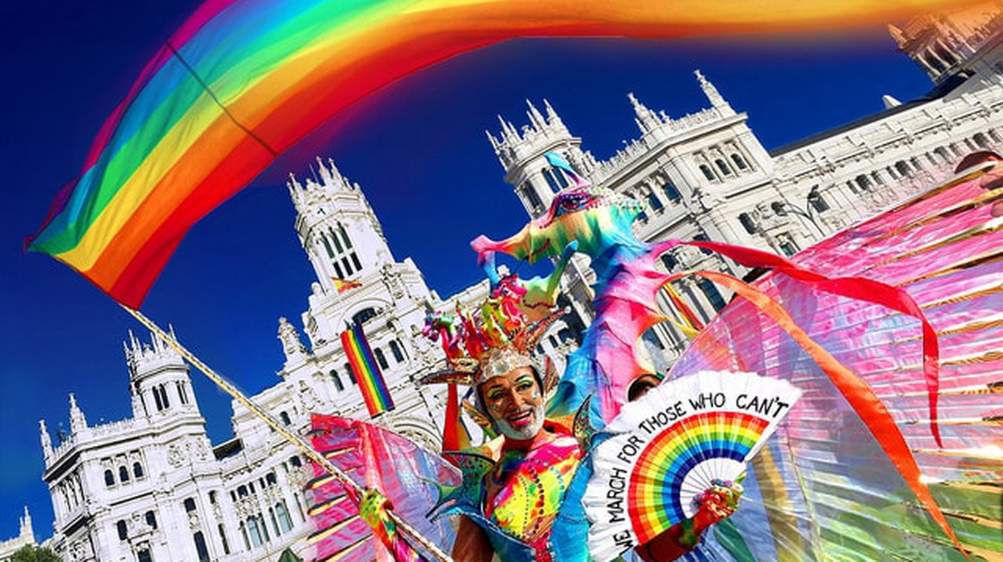 Madrid Pride Is a Celebration Not to Be Missed