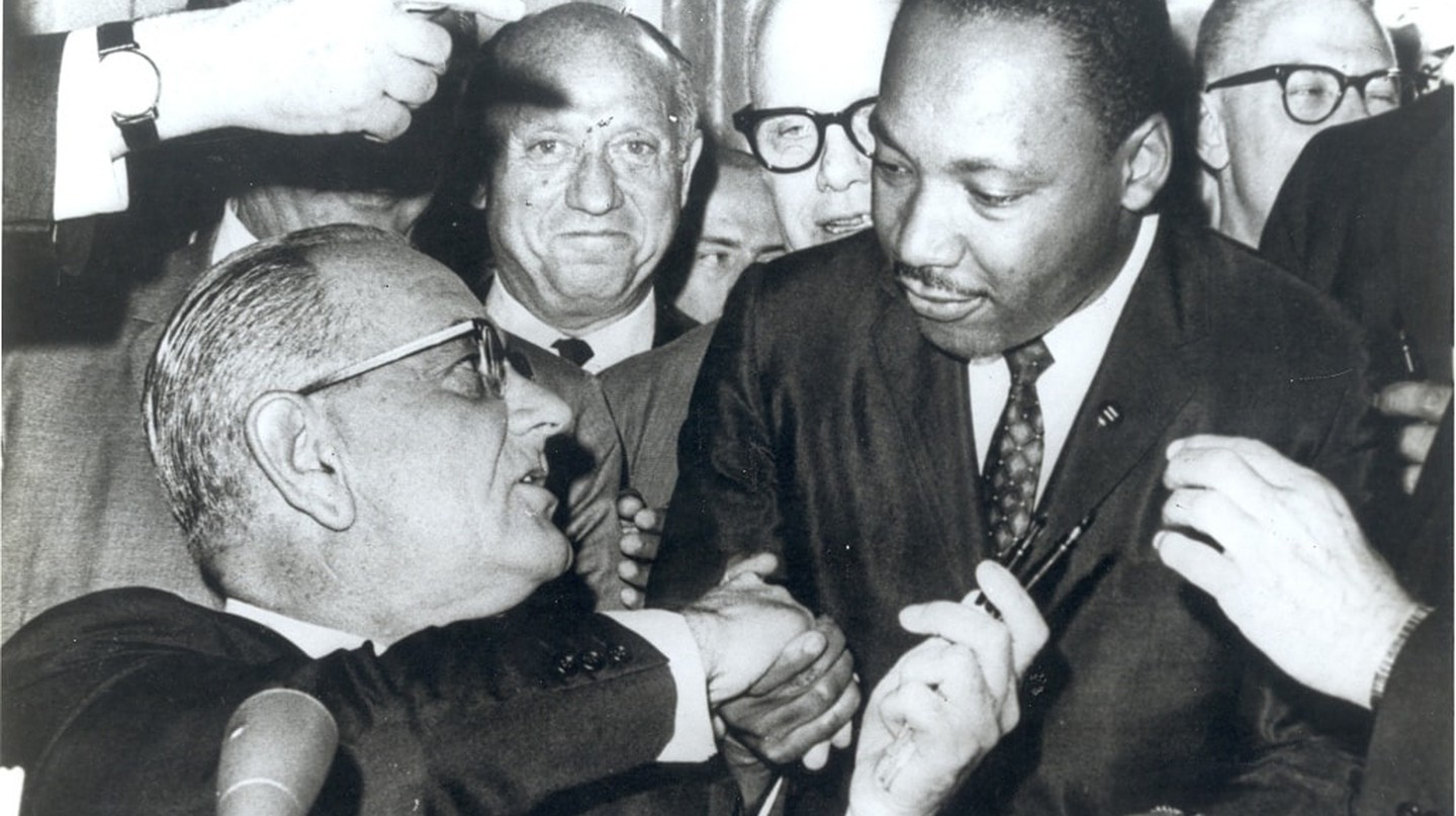 Martin Luther King Jr. was assassinated in the spring of 1968