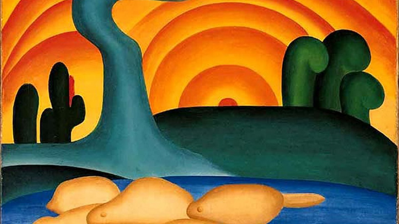 The bright bold modernism of Brazilian artist Tarisa do Amaral