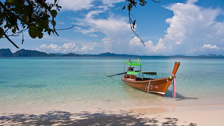 Koh Kradan, Thailand