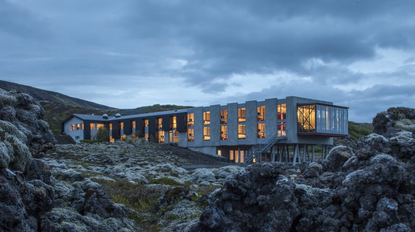 Spend the Night at This Inn Turned Boutique Hotel in Iceland