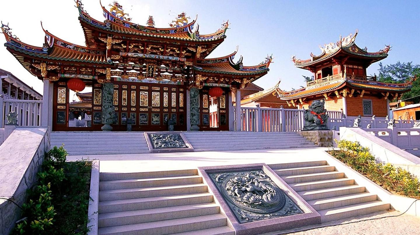 A-Ma Cultural Village, Coloane, Macau