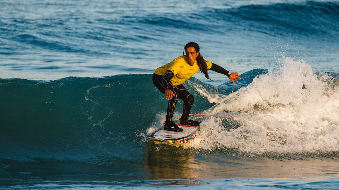 This Organization Helps Physically Disabled People Surf in Costa Rica
