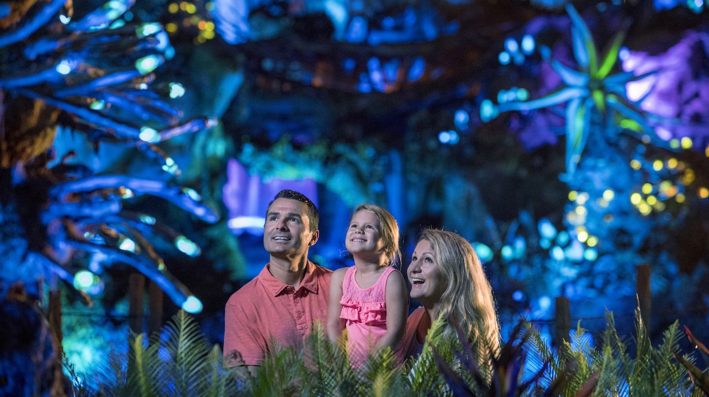 Disney World is Giving Away a Night of Luxury Glamping at Pandora—The World of Avatar