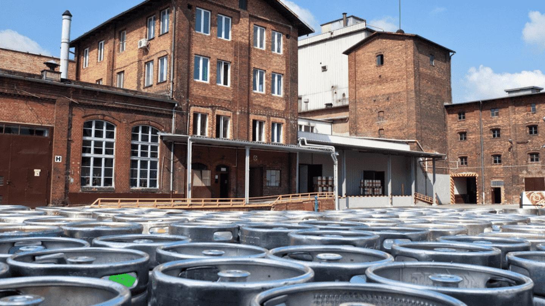 Zabrze, Poland   © Upper Silesian Brewery