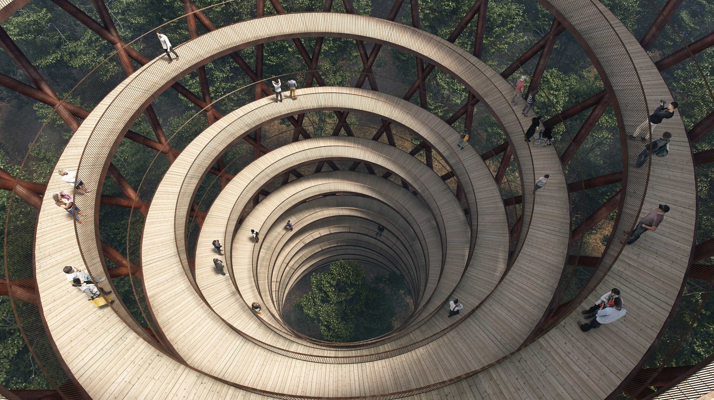 The Observation Tower will open in late fall 2018
