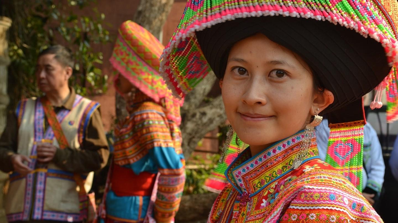 Lisu Woman in Thailand