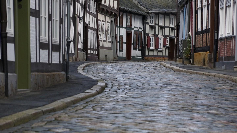 Goslar old town